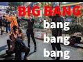 [KPOP IN PUBLIC] dance cover on BIGBANG - Bang Bang Bang by Red Spark team [Hongdae Street Busking]