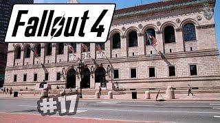 Fallout 4  БОСТОНСКАЯ ОБЩЕСТВЕННАЯ БИБЛИОТЕКА 17 серия 60 fps
