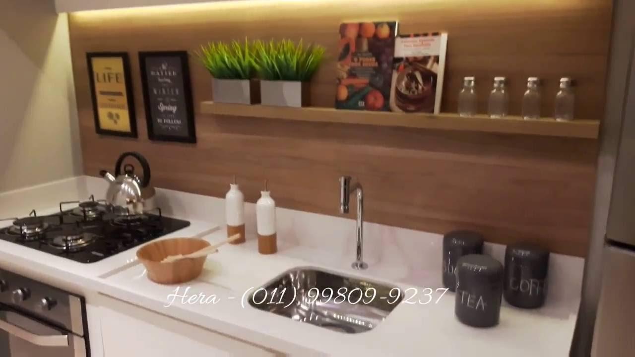 Apartamento Decorado Cambuci  72 Metros Quadrados  YouTube