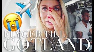 vlogg: FLYGER TILL GOTLAND | Min bucket list 2017