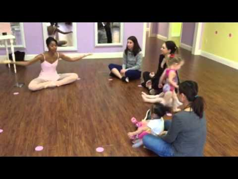 First Ballet Secret at Tutu School Saratoga