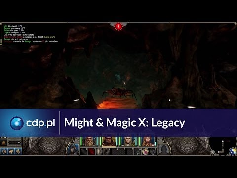 Might & Magic X: Legacy - wczesny dostęp - początek - gameplay PL - zobacz więcej na cdp.pl |