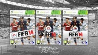 FIFA 14 Cover - Speed Art - Ryan Jones Branding
