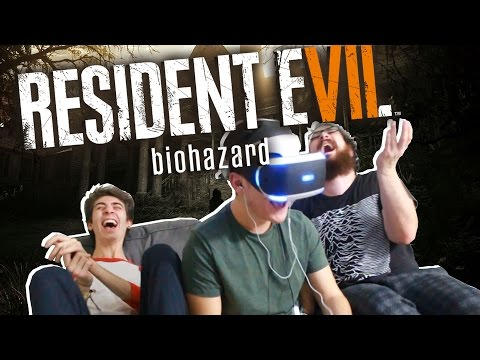 RESIDENT EVIL 7 #1: VRy GOOD!!! - I PARCO GIOCHI feat. Favijtv