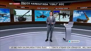 Türkiyənin yeni istehsal etdiyi hərbi texnika dünyanı şoka saldı