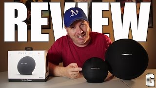 pACKS A PUNCH! : Harman Kardon Onyx Mini Speaker REVIEW