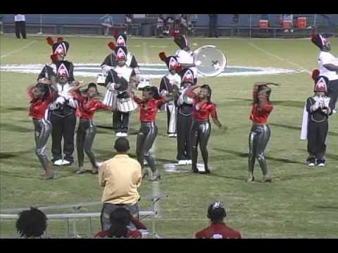 William M. Raines High School Marching Band vs. Lee 2009
