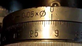 Точные размеры на токарном