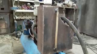 Самодельный компрессор для гаража зил полный обзор