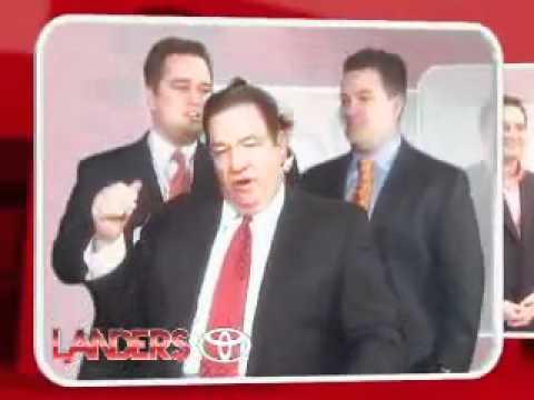 Steve Landers Little Rock >> Steve Landers Toyota Scion Commercials | Little Rock, AR - YouTube