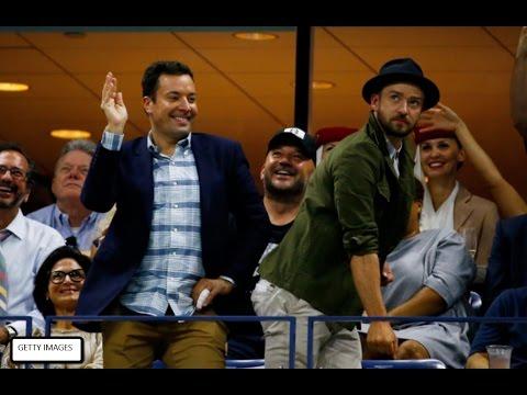 Justin Timberlake + Jimmy Fallon Sing 'Ironic,'...