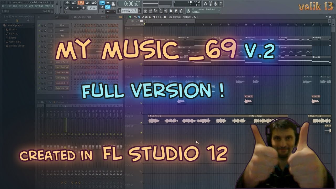 how to make fl studio 12 demo to full version
