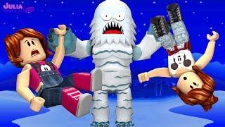 ROBLOX-ABOMINABLE SNOWMAN (Time Travel Adventures)