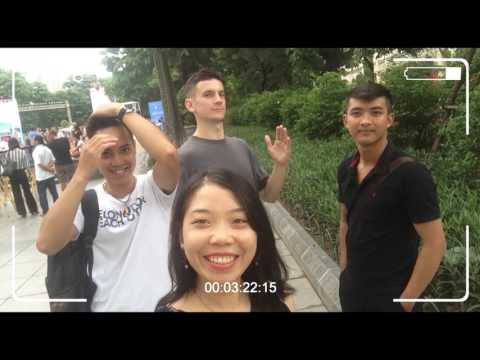 [6.08.2017] #Discover HaNoi with Friends