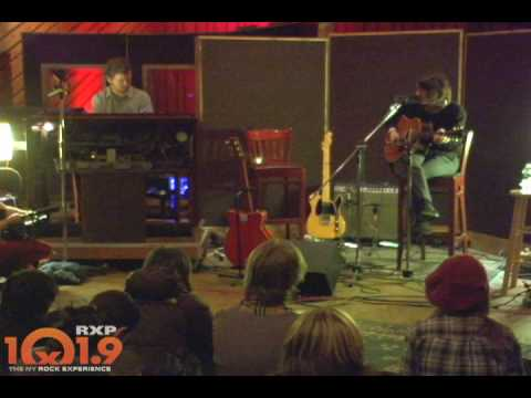 Arctic Monkeys - Only You Know (WRXP Session)