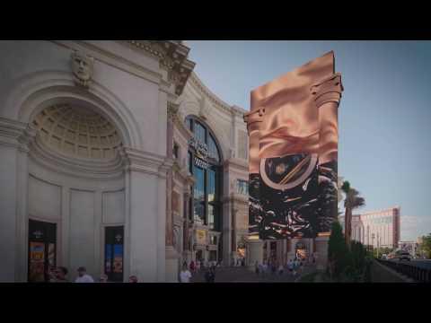 YESCO The Forum Shops Las Vegas Sign