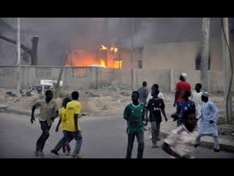 Boko Haram attack kills hundreds in Nigeria, Al Jazeera English