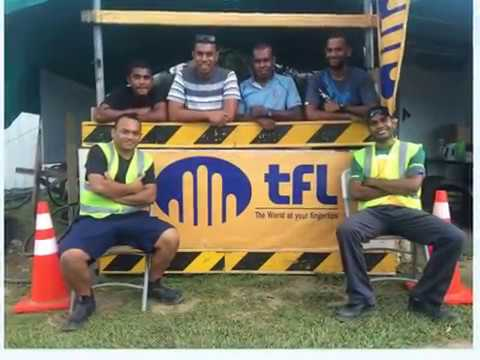Telecom Fiji Limited - DATA CAPTURE & PROJECT IMPLEMENTATION 2016