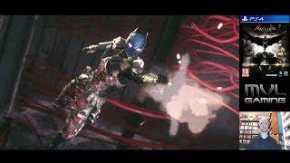Batman: Arkham Knight (PS4) LIVE Part 3