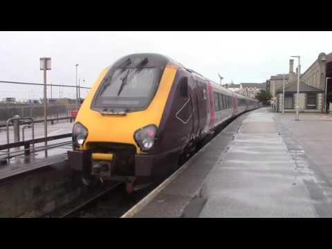 Trains at Penzance, CML - 29/7/16