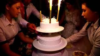 Уронили торт на свадьбе mp4