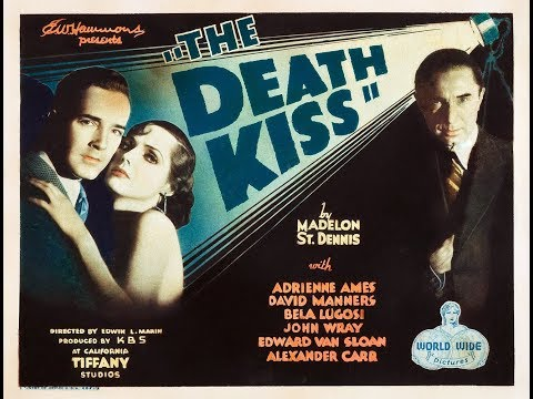 The Death Kiss (1932) Full Film