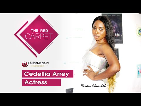 """""""I don't like when people spend on me"""" said Cedellia Arrey On The Red Carpet CMTV"""
