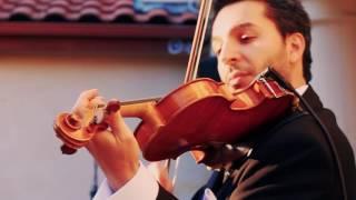 Pourya Khademi, violinist