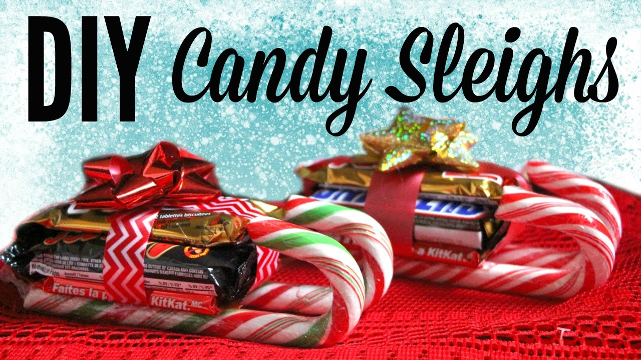 Candy Christmas Gift Ideas