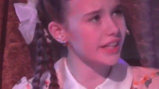 Вероника Устимова,11 лет.