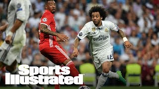Bayern Munich's Jerome Boateng: Real Madrid Greatest Squad Of All-Time | SI NOW | Sports Illustrated