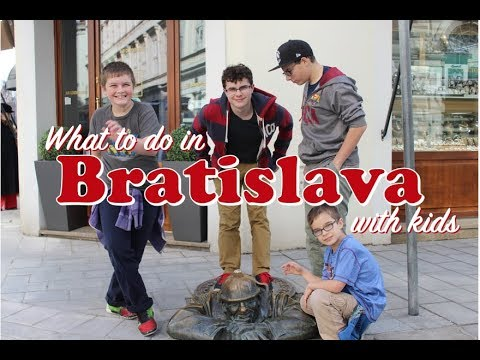 What to See in Bratislava: Adventure Everywhere in Slovakia!