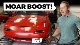 How Much Boost Can My MX-5 Turbo Take?