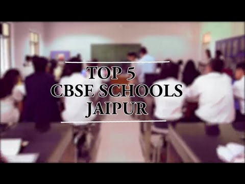 Top 5 CBSE Schools in Jaipur,Rajasthan