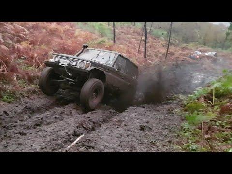 Extreme off road 4x4 sant'eufemia EoR 2018 toyota / mitsubishi / jeep