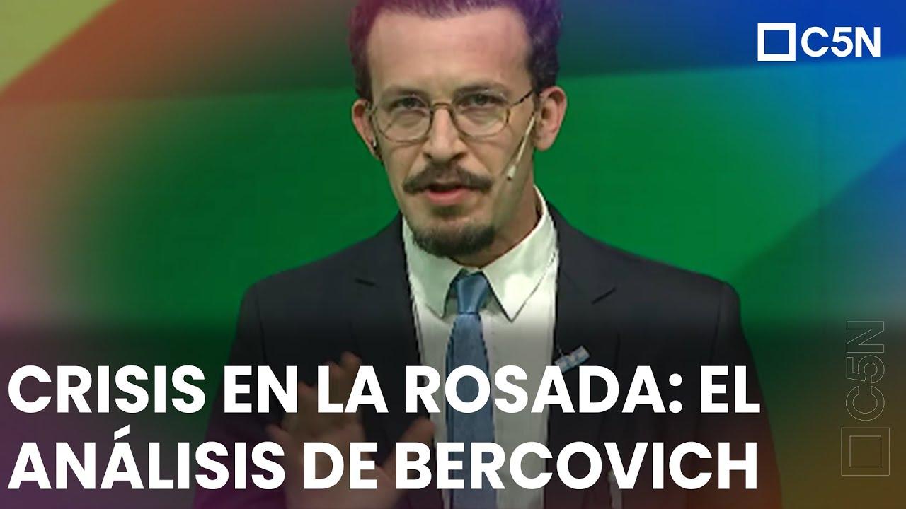 Download La CRISIS INTERNA y los ANUNCIOS que VIENEN - EDITORIAL de Alejandro BERCOVICH