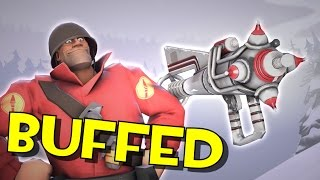 TF2 - The Cow Mangler: Reloaded