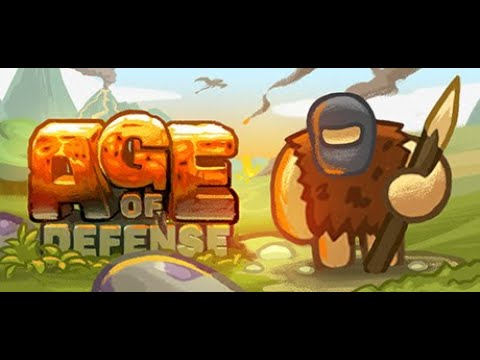 Age of Defense The First 5 Minutes Walkthrough Gameplay (No Commentary) |
