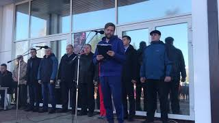 Пробег Ардатов-Баево
