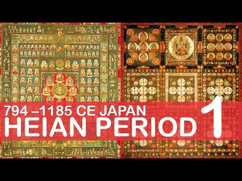 Early Heian Period | Japanese Art History | Little Art Talks
