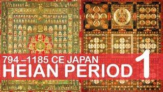 Early Heian Period | Japanese Art History | Little Art Talks