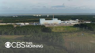 Nuclear power plant in path of Hurricane Florence shut down