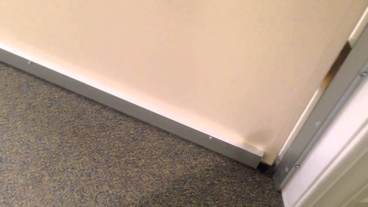 Doctor Soundproofing Door Kit   YouTube