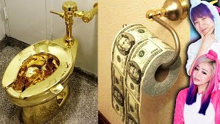 Rich People Who Went Too Far!