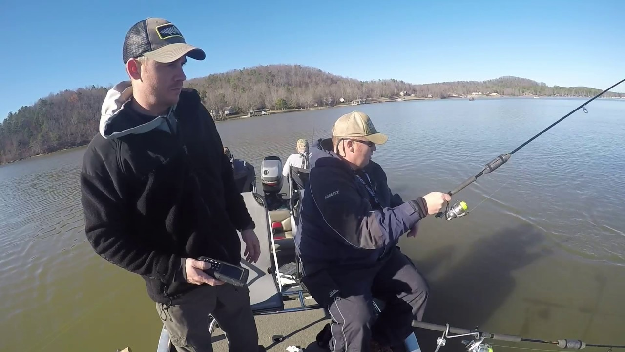 Weiss lake crappie killers youtube for Weiss lake fishing report