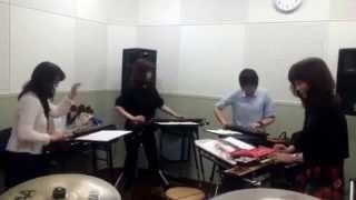 【影武者】大正琴で弾いてみた!2cellos kagemusha