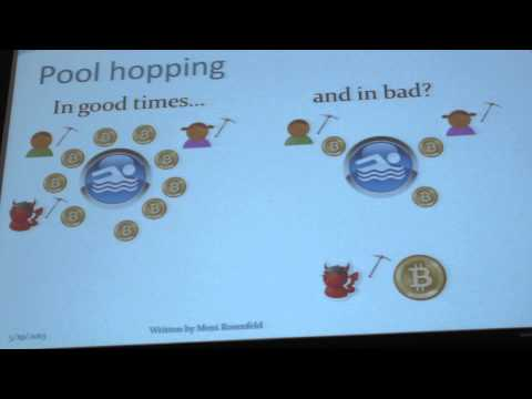 45. BITCOIN 2013 - Day 3 - Mining Pool Reward Methods, Part 1of3
