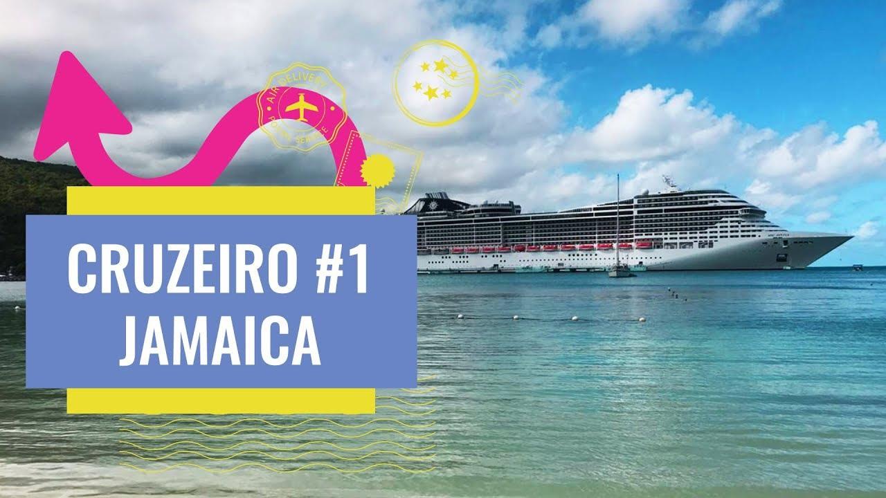 Nossas férias no Cruzeiro - Parada #1 - Ocho Rios - JAMAICA
