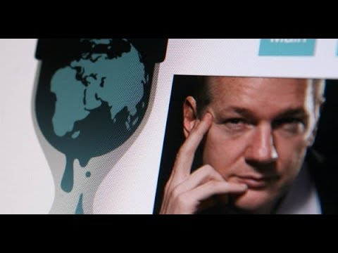 Julian Assange's internet has not been restored, and even it it was . . .
