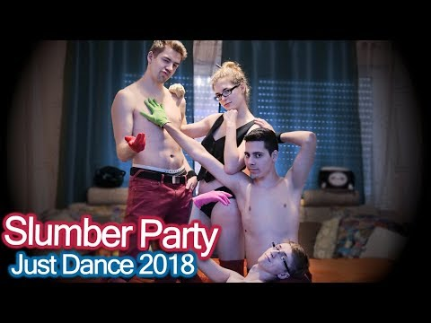 Slumber Party Britney Spears feat. Tinashe! Just Dance 2018
